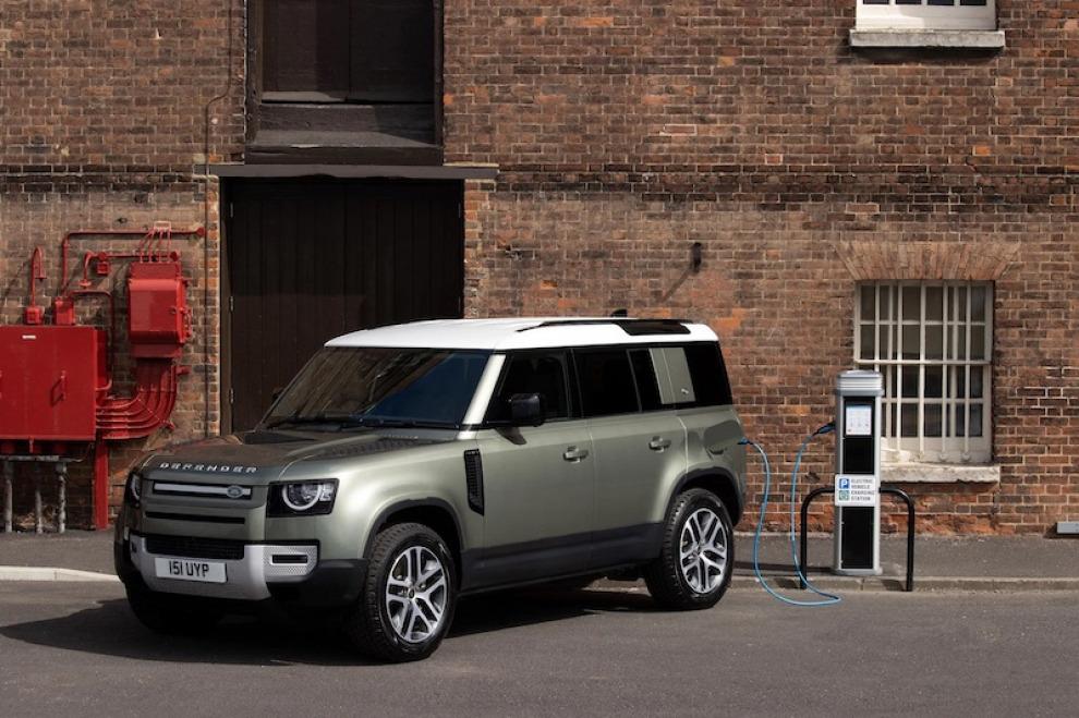 Land Rover Defender получит дальнобойную водородную версию