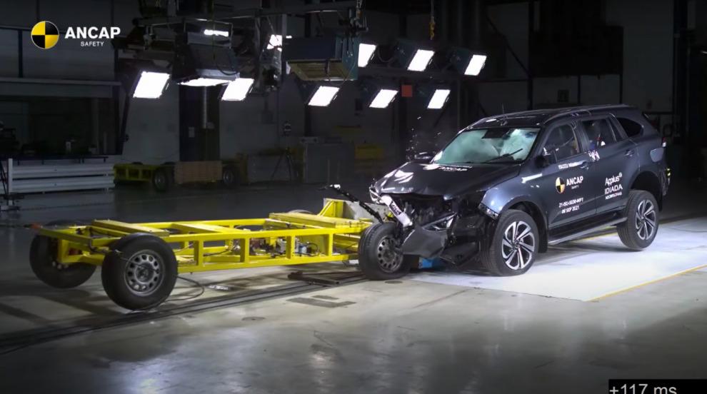 Австралийцы разбили Isuzu Mu-X и Toyota Yaris Cross. Результат превзошёл ожидания