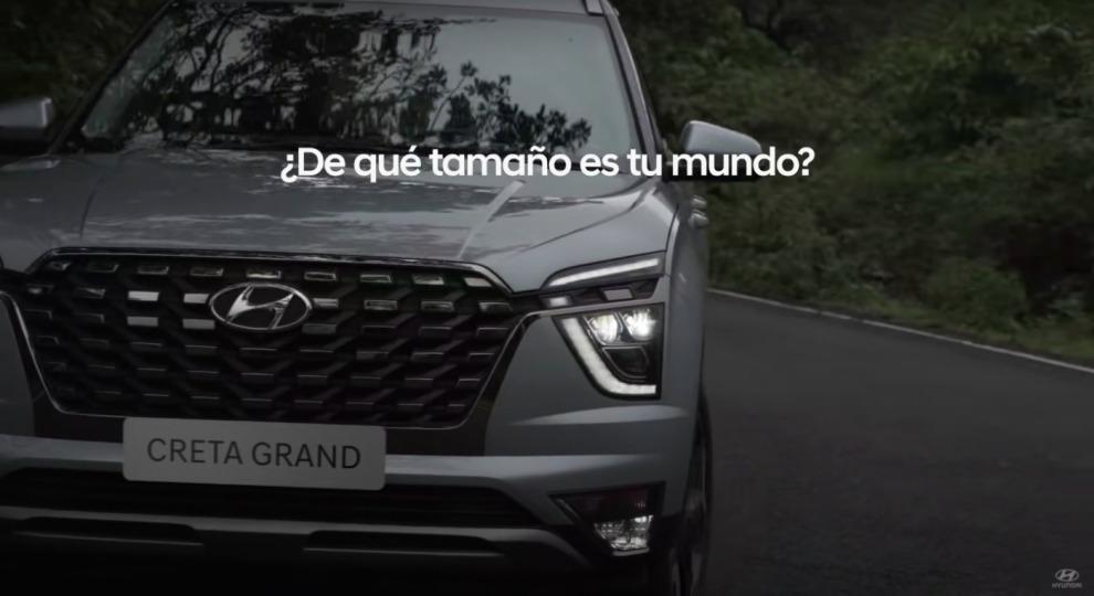 Hyundai сделали семиместную Creta Grand для мексиканцев