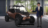 Lexus показал прототип водородного багги