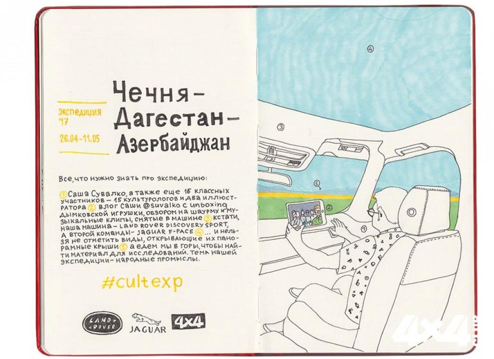 Страна художников и кустарей. Экспедиция в горный Дагестан