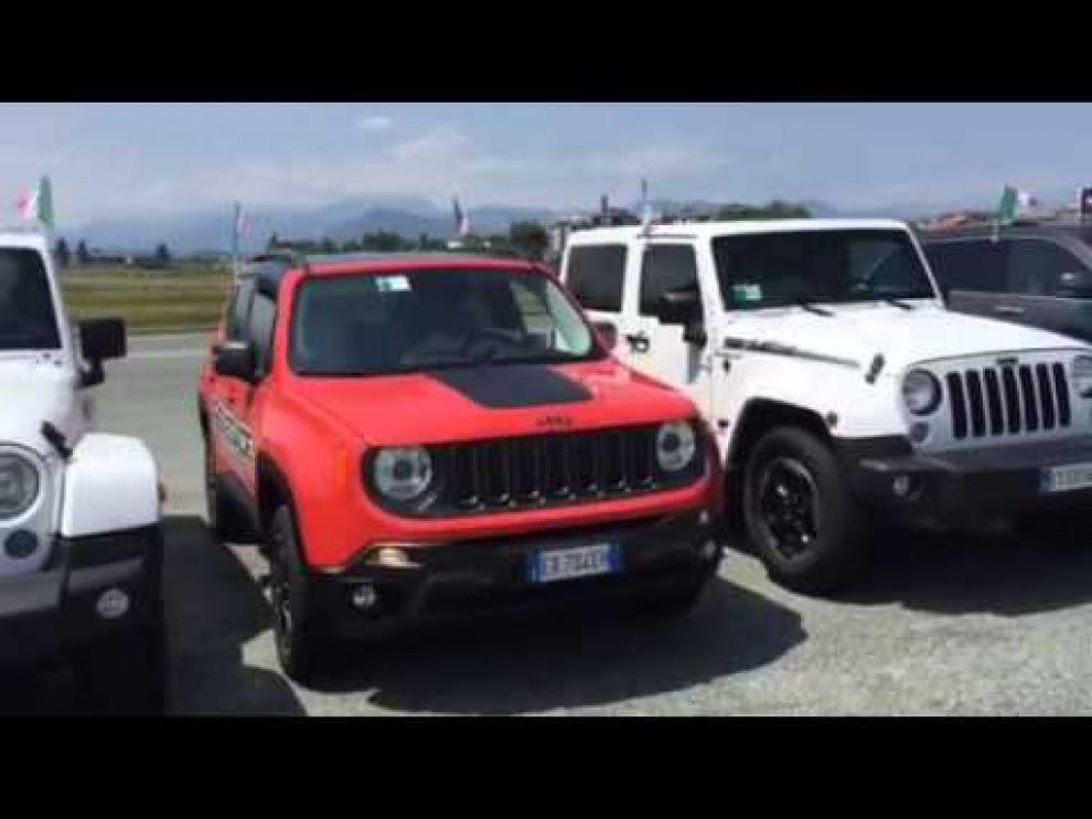 Camp Jeep 2015 - пролог