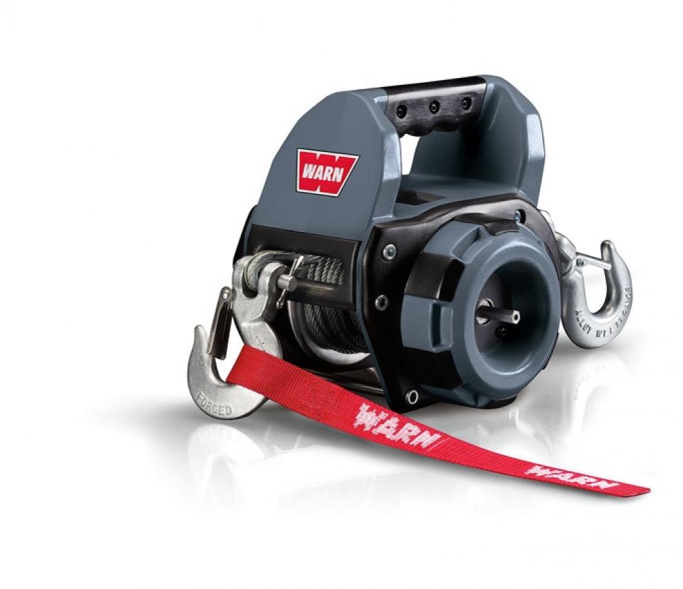 Drill Winch – одно из самых универсальных тяговых средств марки Warn!