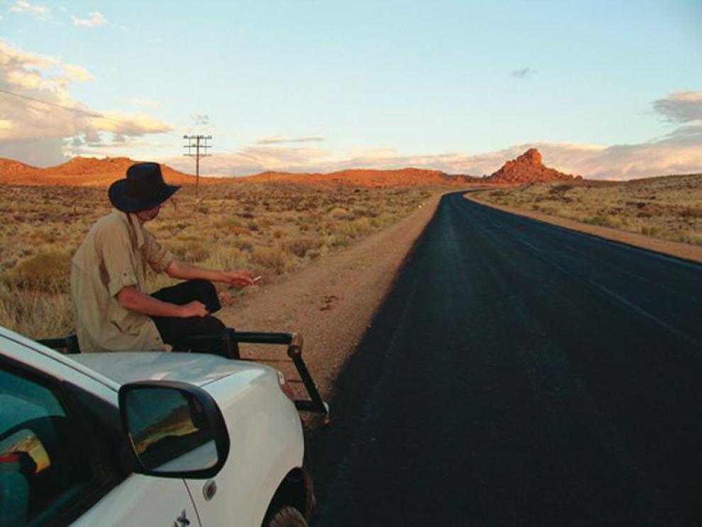 Не так сложно, как казалось. На автомобиле по Намибии