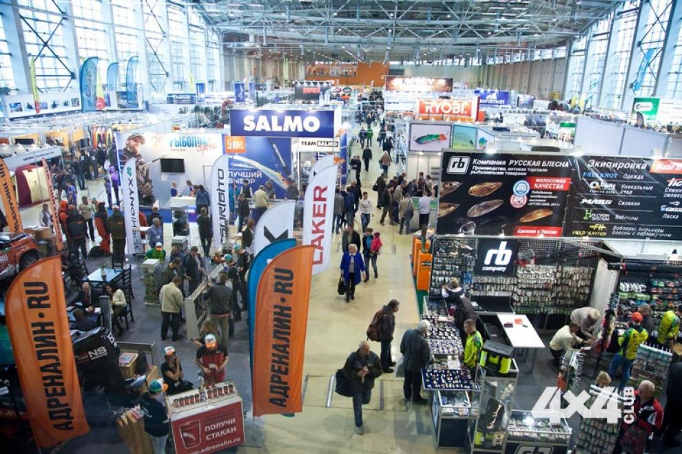 39-я Международная выставка «Охота и рыболовство на Руси»