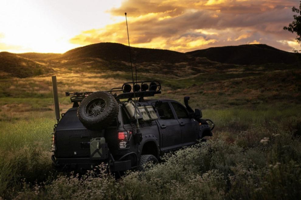 Toyota Tundra для апокалипсиса