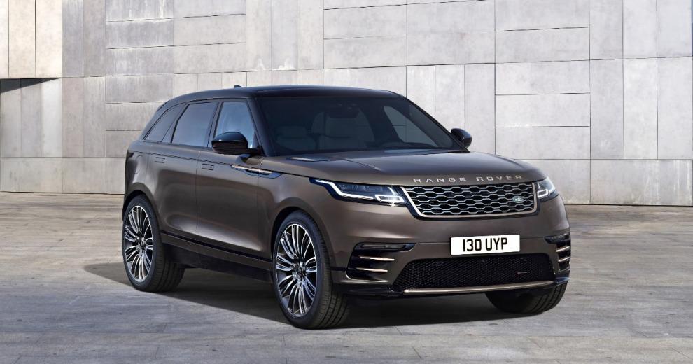 Спецверсия Range Rover Velar появится в России до конца года