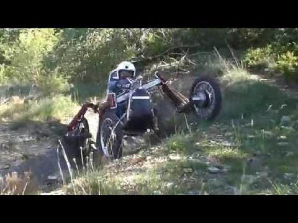 Маятниковый квадроцикл от Swincar – на это стоит взглянуть