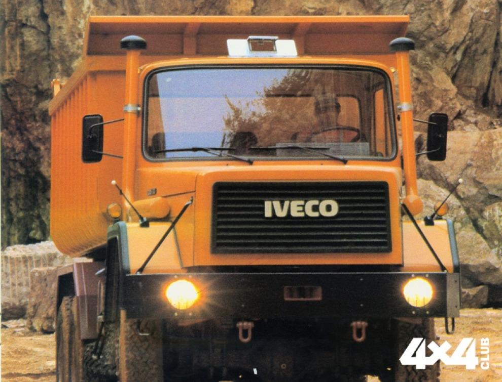 В начале 1975 года на рынке грузовиков появился новый игрок IVECO – международная корпорация производителей