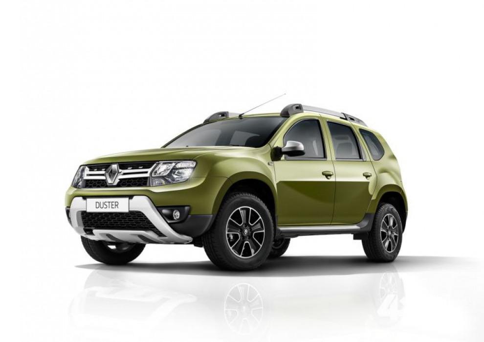 Renault Duster с дистанционным запуском уже в продаже