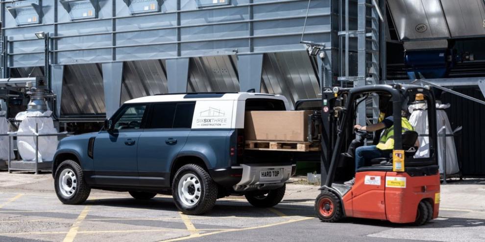 Land Rover для работяг