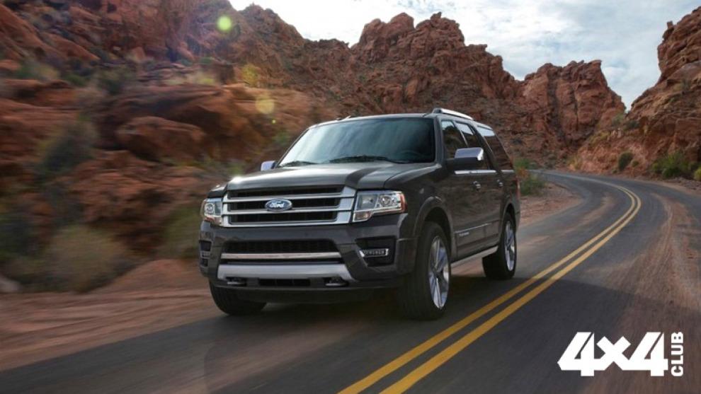 Следующий Ford Expedition получит алюминиевый кузов