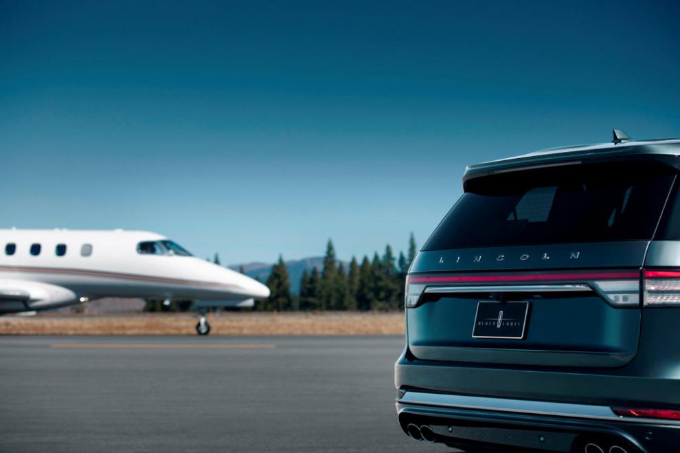 Что привезти? Lincoln Aviator Hybrid 2021