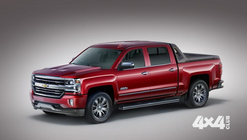 Пикап Chevrolet Silverado получил «магнитореологическую» подвеску