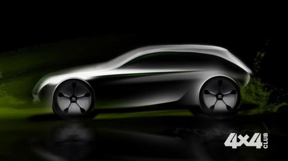 Hyundai работает над водородным вседорожником