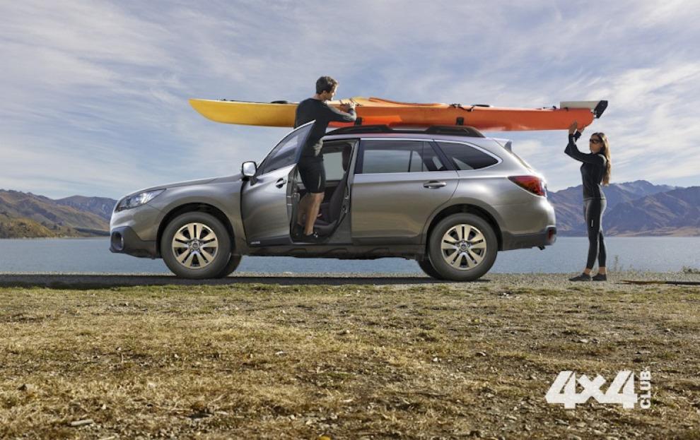 В апреле в Россию приедет обновлённый Subaru Outback