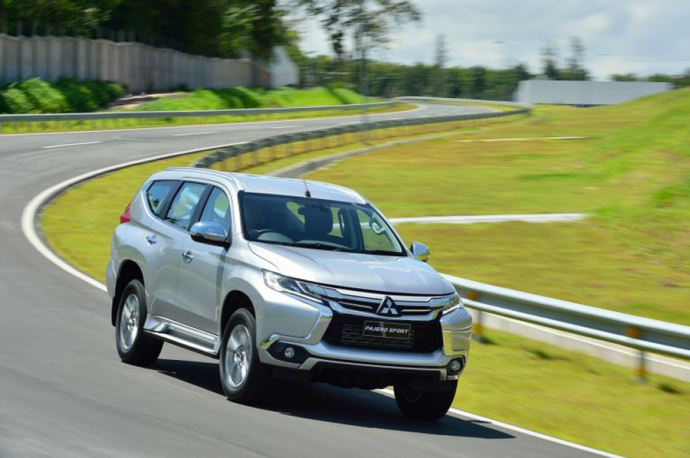 Представлен новый Mitsubishi Pajero Sport
