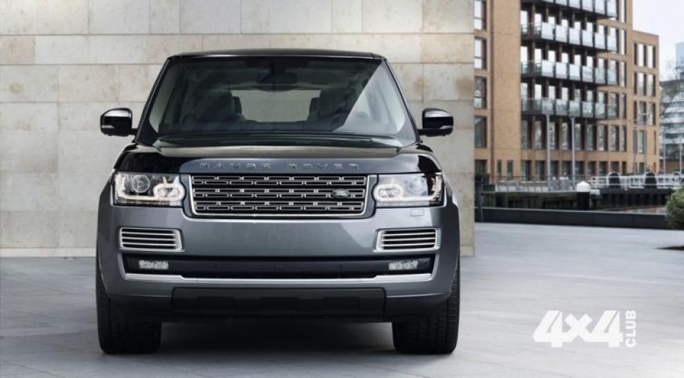 Range Rover собирается сделать конкурента Bentley Bentayga