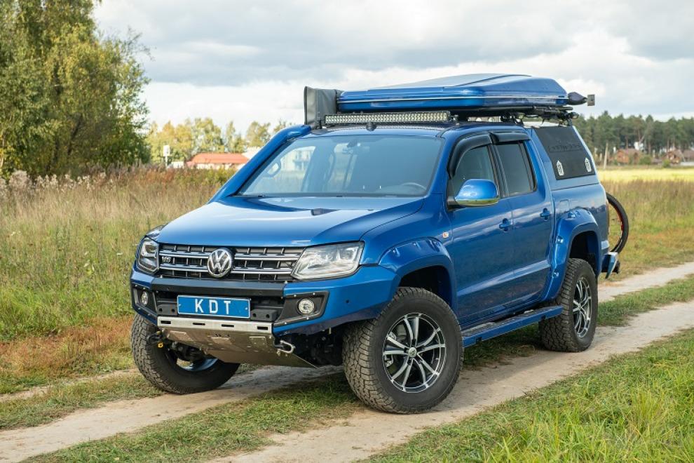Экспедиционный VW Amarok. В шаге от идеала