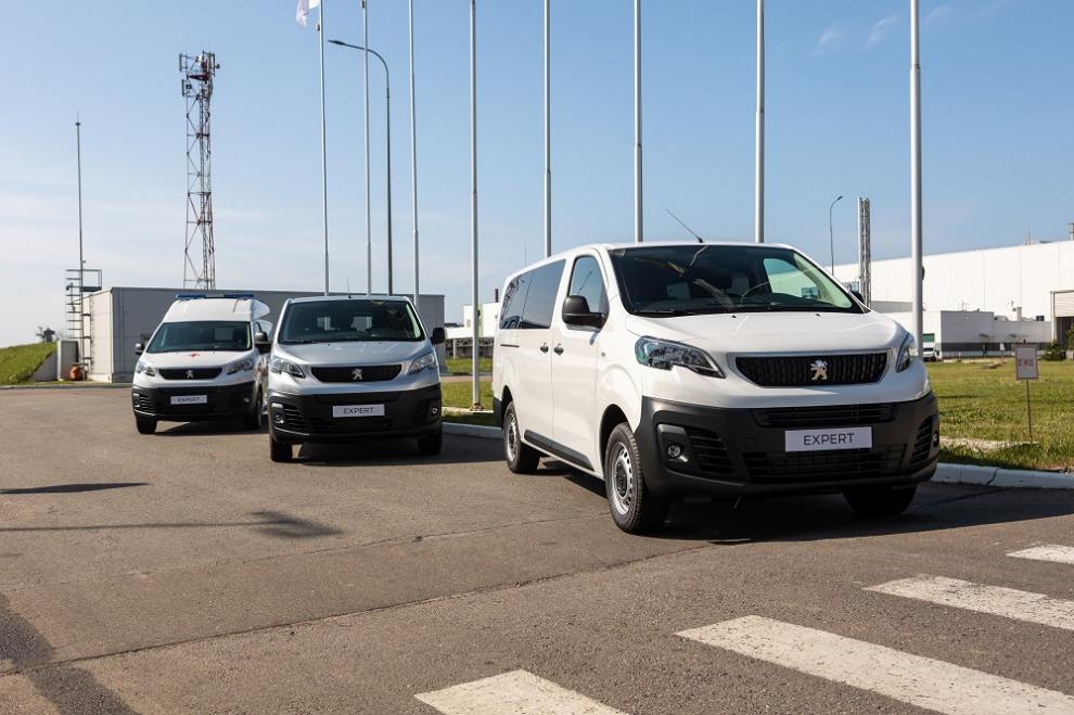 Stellantis будет собирать в России автомобили для Европы