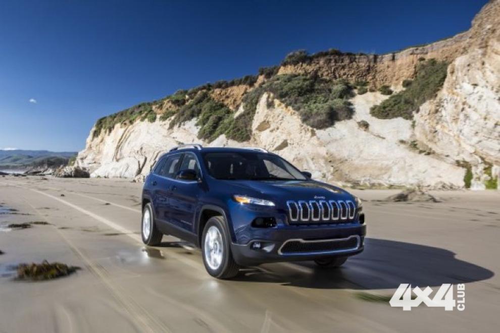 Jeep Cherokee получит новый турбодизель