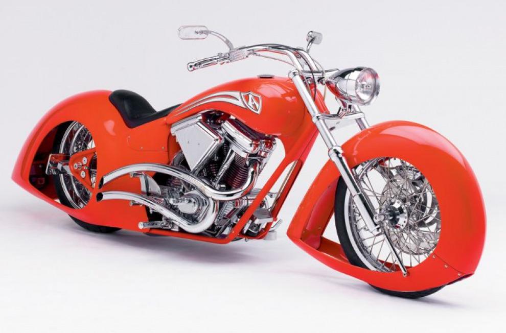 """""""Популярная Механика"""" рекомендует: Самые красивые мотоциклы: Arlen Ness"""