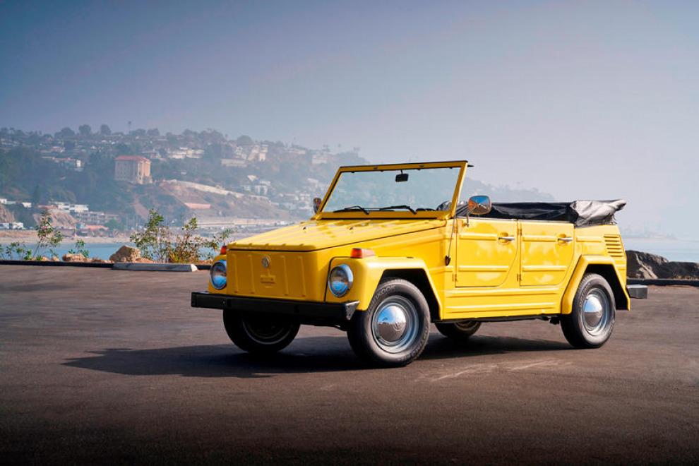 e-Kubelwagen? Неужели Volkswagen вернёт на рынок свою самую необычную модель