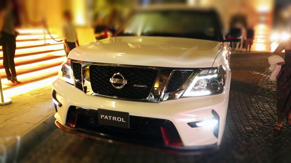 Nissan Patrol от Nismo