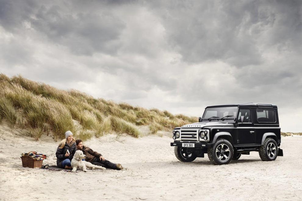 Лучшее из Land Rover или величайшие творения Overfinch
