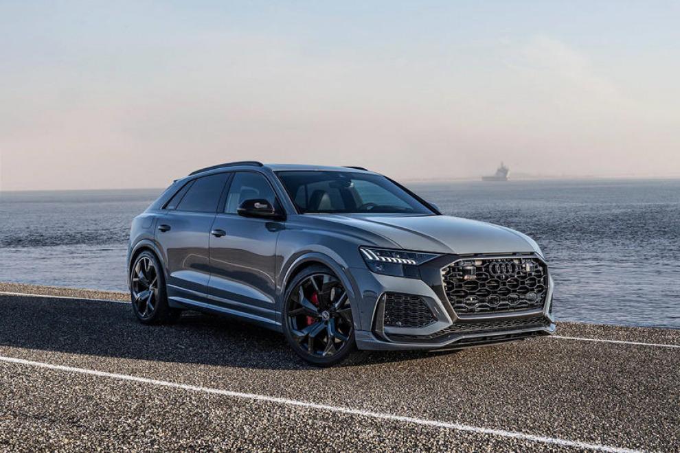 JD Engineering. Этот 760-сильный Audi RS Q8 разорвёт вам уши