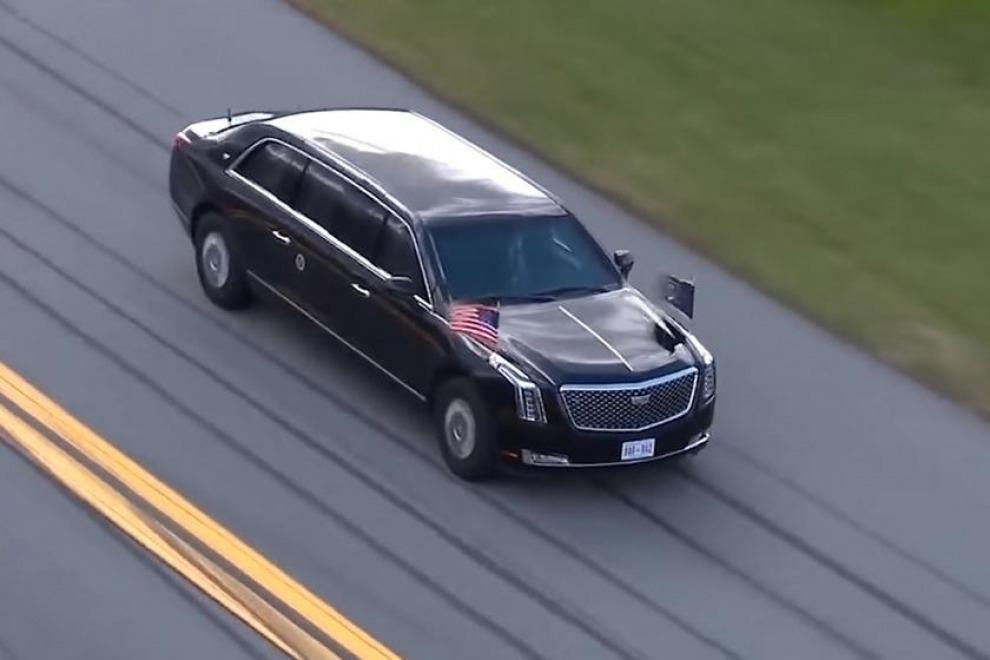Байден хочет электрифицировать президентский лимузин