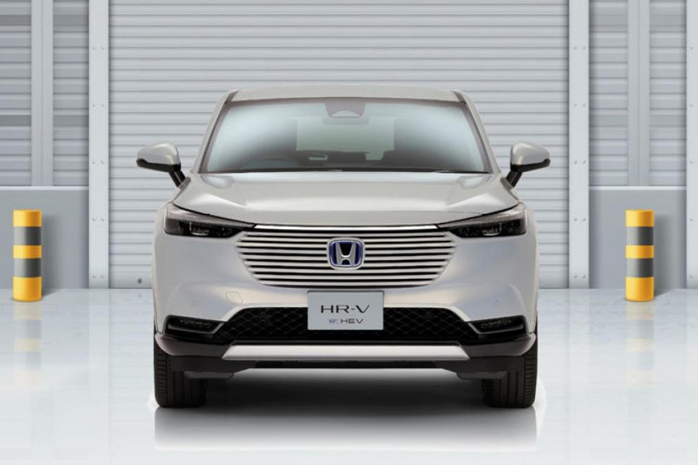 Интерьер новой Honda HR-V поражает комфортом