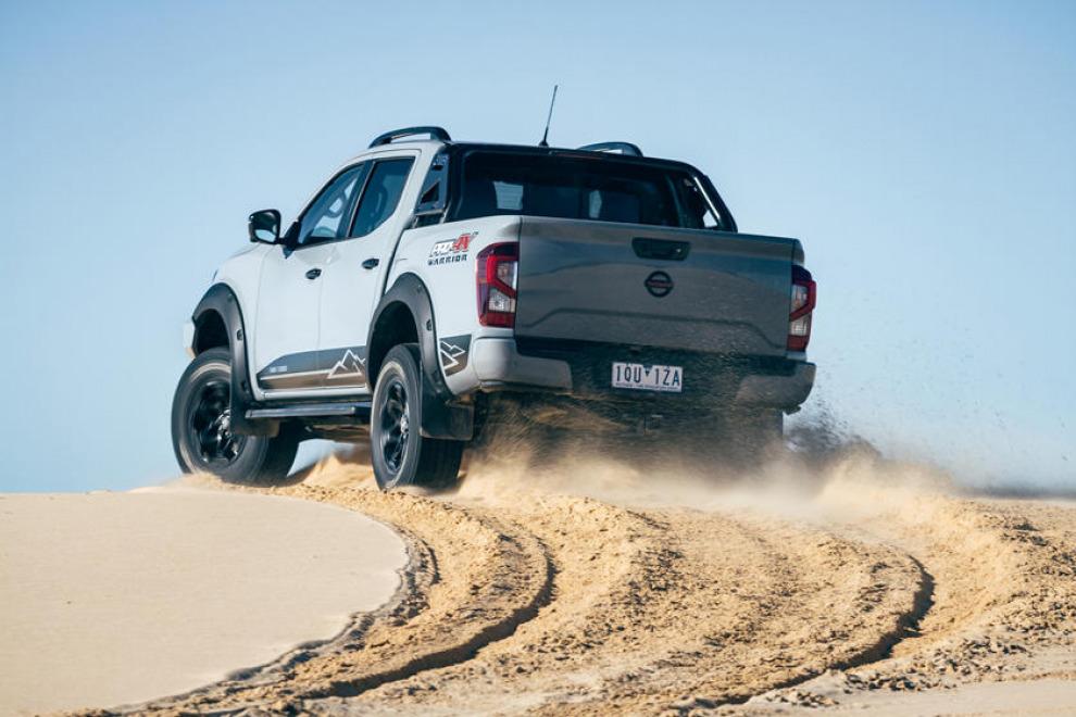Соперник австралийского Ford Ranger Raptor выглядит потрясающе