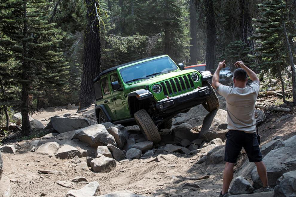 Эпоха внедорожных приключений. В июле Jeep отпраздновал 80-летний юбилей
