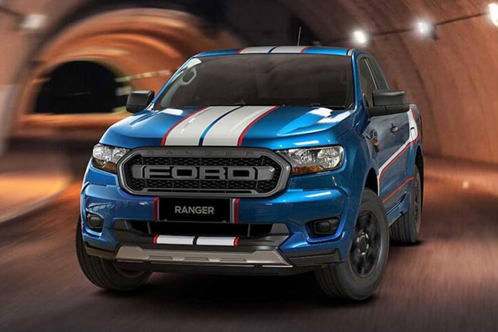 Не для Америки. Ford выпустит 300 Ranger XL Street Special Edition