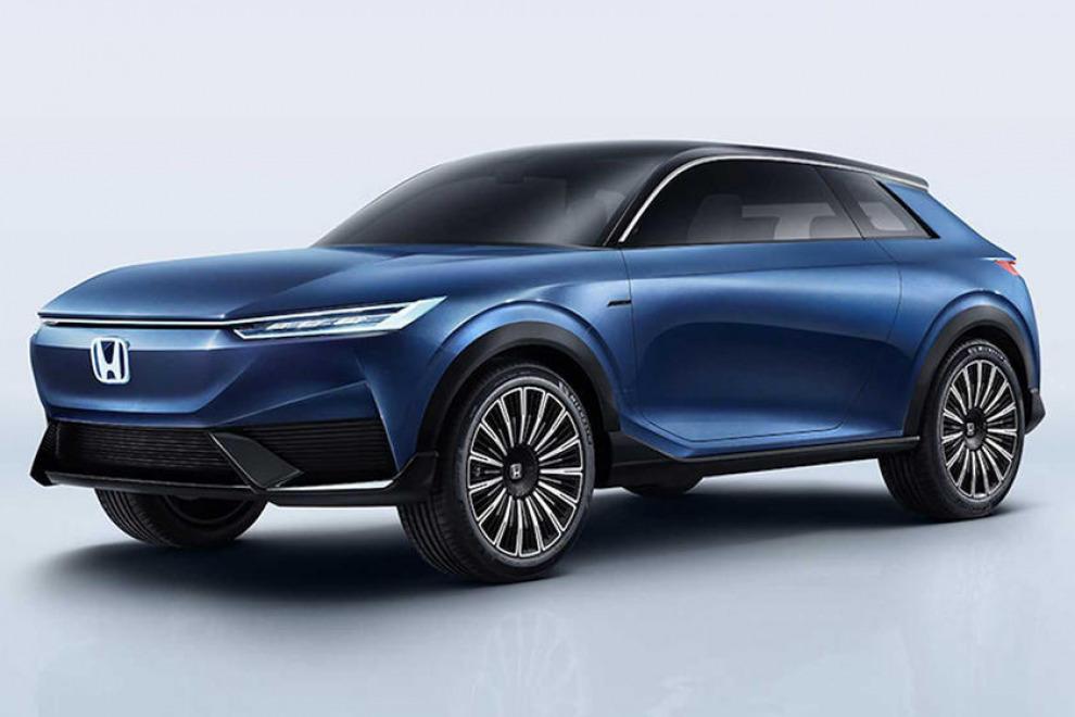 У Honda есть свои представления об автомобильном будущем