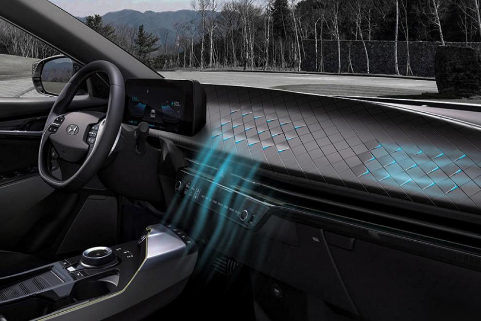 Hyundai разрабатывает принципиально новую систему кондиционирования