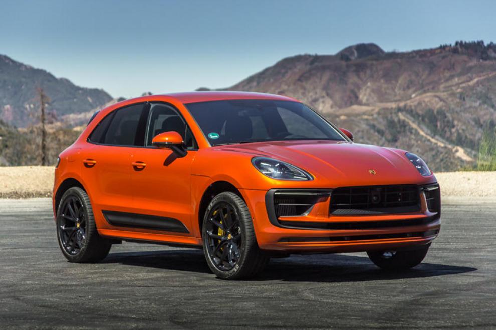 Бензиновый Porsche Macan не доживёт до 2024 года