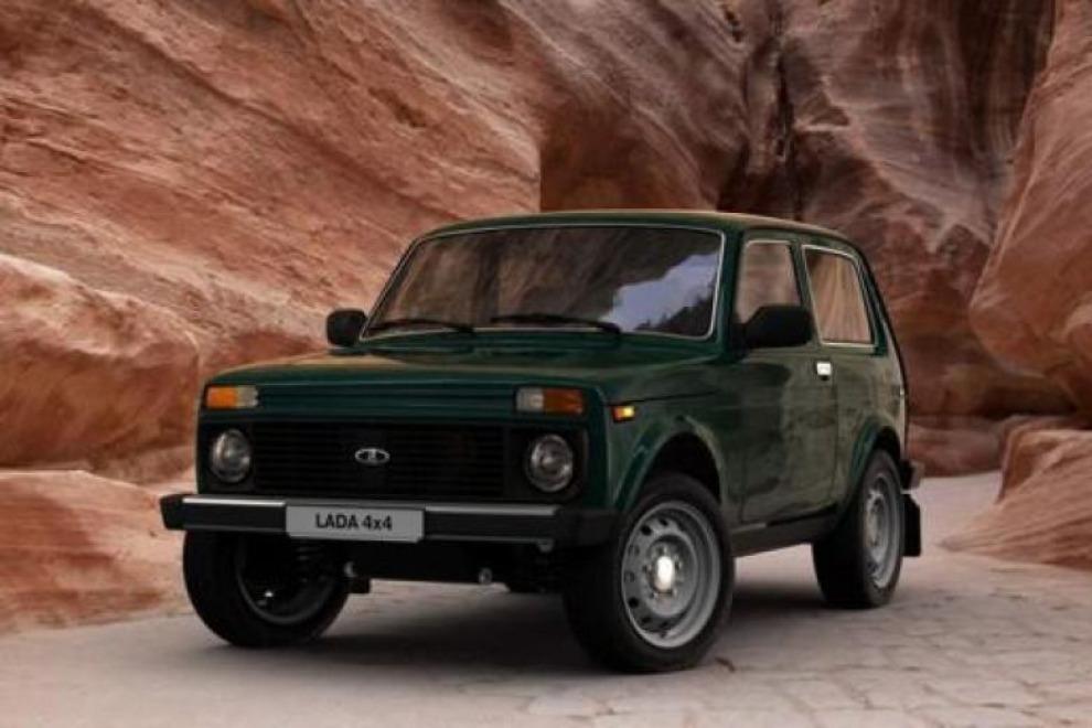 Подробности о спецверсии Lada 4x4