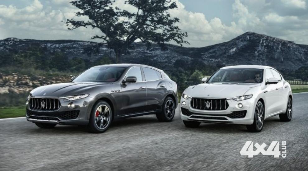 Maserati Levante обзавелся ценником