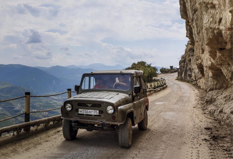 Путешествие по Дагестану от Махачкалы и Каспийского моря до Верхнего Гуниба и Дербента