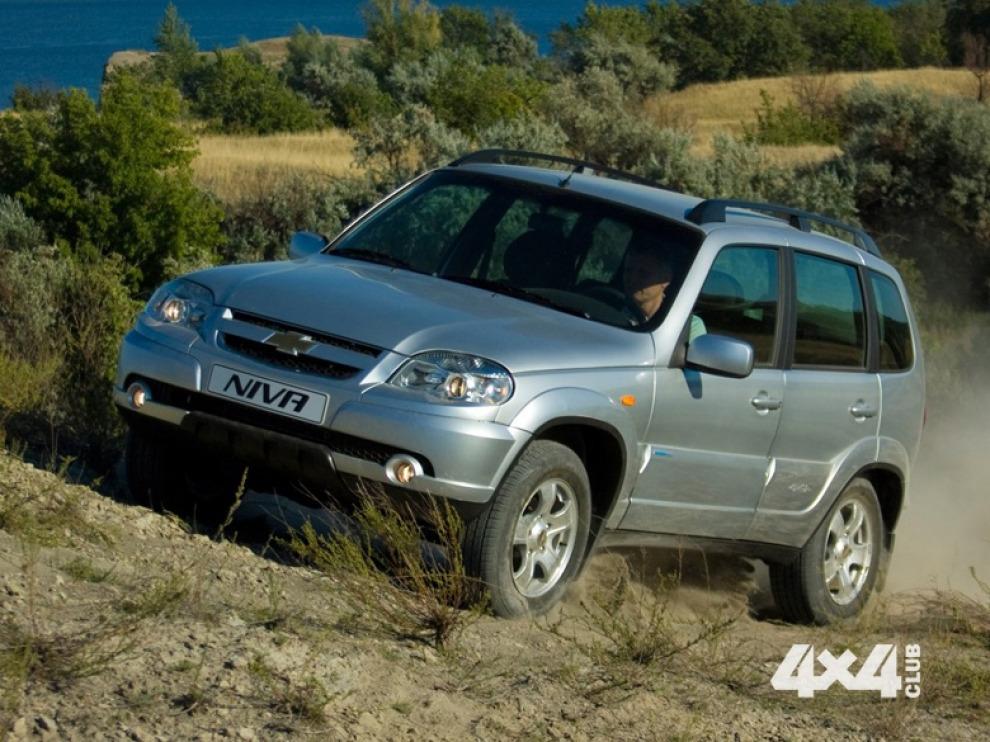 У Chevrolet Niva провели ревизию в комплектациях