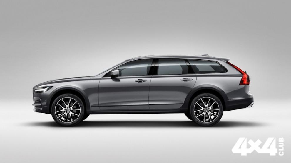 Российские цены на новый внедорожный универсал Volvo