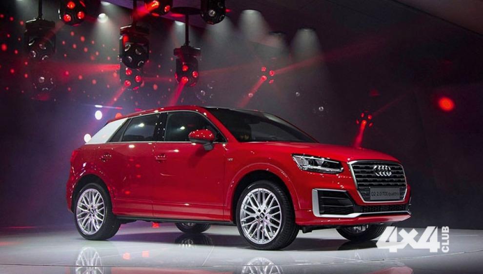 Внимание к цвету и свету становится новым трендом мировой автомобильной моды