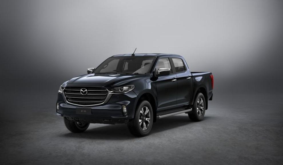 Mazda сделала новый BT-50. Из Isuzu D-Max