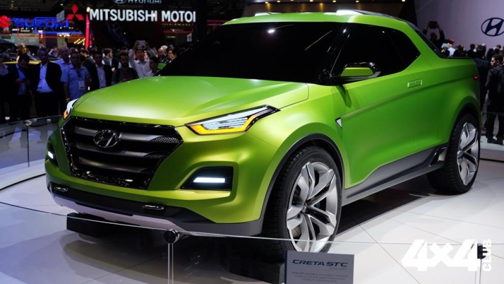 Пикап Hyundai Creta