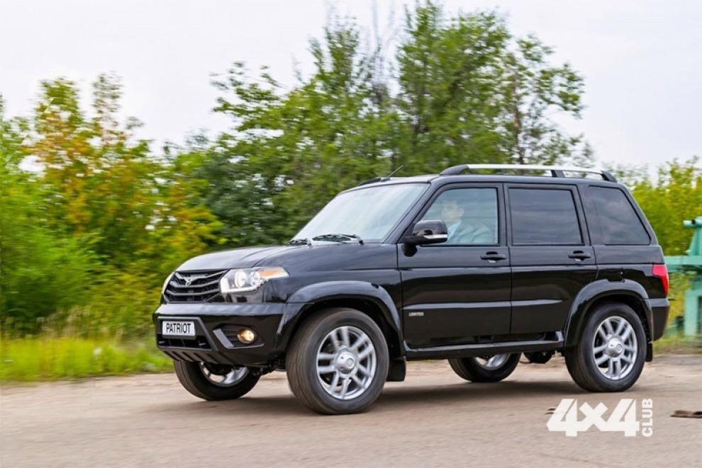 """УАЗ готовится к производству новой модели автомобиля с индексом """"3170"""""""