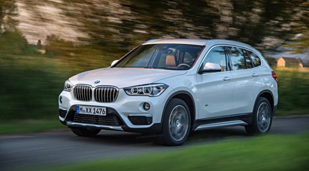 Объявлены рублевые цены на BMW X1