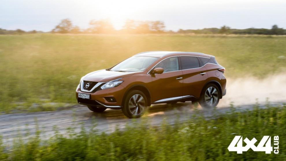 Nissan назвал стоимость российского Murano