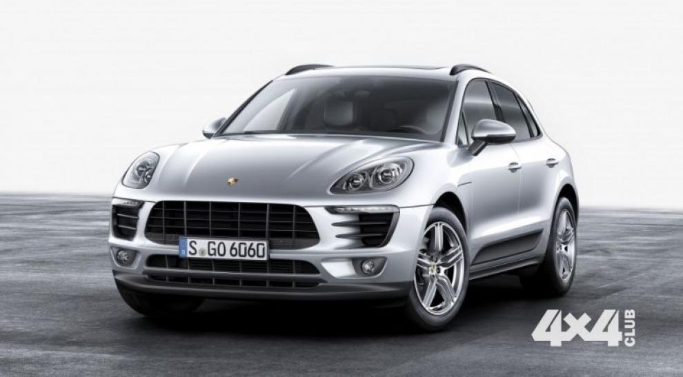 1 апреля можно будет заказать самый бюджетный в России Porsche Macan